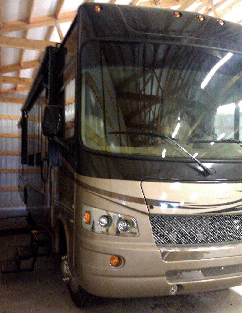 RVs For Sale | By Owner in San Jose | Store Inside